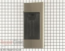 New Frigidaire Microwave Cover Control Panel  Stainless Steel  5304473818