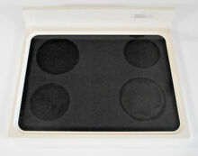 GE Range Glass Cooktop WB62X10007 ALMOND JBP66BY2AD AT233455G