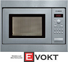 Bosch HMT75M551 Compact Microwave Oven Built In Stainless Steel Genuine NEW