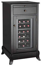 Vinotemp   18 Bottle Wine Cellar   Brown