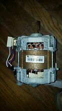 Whirlpool front load washer motor