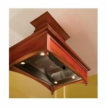 Vent A Hood TH236SLESS Decorative Island Hood Liner