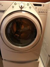 Whirlpool Duet WFW9550 White Washing Machine