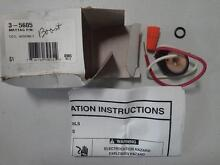 Maytag  Gas Dryer Booster Coil Assembly 3 5605