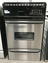 24  Frigidaire FGB24L2EC Gas Oven 3 2 cu ft Stainless Steel