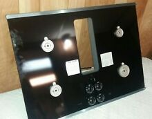 30  Built In Gas Downdraft Cooktop