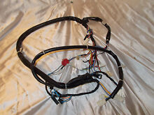 Haier Washer HLTW600AXW  Complete Wiring Harness 302421670072   LOT  11
