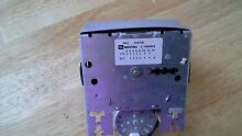 WHIRLPOOL WASHER TIMER   PART  22003361 6 2096820