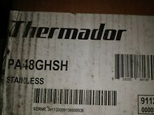 Thermador PA48GHSH Pro Harmony 22  High Shelf for Gas or Duel Fuel Pro Harmony