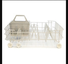 WD28X10324 GE Dishwasher Lower Dishrack WD28X10054