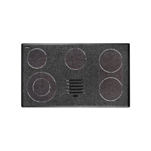 Dacor Discovery METB365 1BG 36 Inch Electric Cooktop 5 Burner Ceramic Glass Top