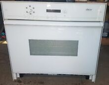 DACOR  CONVECTION PLUS OVEN  White 199 OBO