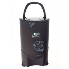 The Laundry Alternative Nina Soft Spin Dryer  Ventless Portable Electric Dryer