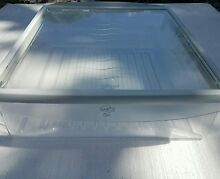 Whirlpool Kenmore Refrigerator Shelf With Tempered Glass and deli bin