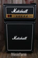 Marshall 3 2 Fridge Medium Capacity Compact Bar Amplifier Stack Refrigerator