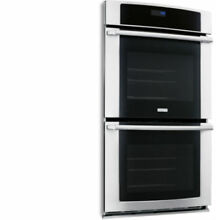 Electrolux EW30EW65GS 30  Stainless Double Electric Wall Oven Convection NEW