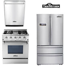 Deal of 2 sets of 36  Fridge  24  Dishwasher  30  Gas Range Natural Gas Stove