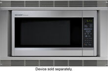 Sharp   27  Trim Kit for Sharp R 651ZS Microwave   Stainless steel