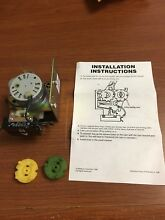 Whirlpool Commercial Dryer Timer Part   279737