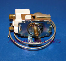 NEW OEM FRIGIDAIRE KENMORE 216717900 REFRIGERATOR COLD CONTROL THERMOSTAT