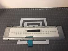 DCS Double Oven Control Panel For M  WO 227WT
