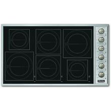 Viking Professional Series VICU2666BSB 36 Inch Induction Cooktop