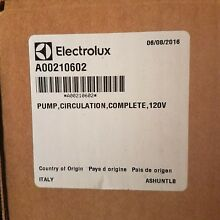Electrolux  Frigidaire Dishwasher Circulation Pump BRAND NEW   A00210602