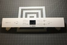 Bosch Dishwasher Control Panel for M  SHE33T52UC 02