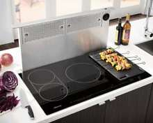 Dacor Discovery DYTT365NB 36 Inch Electric Induction Cooktop