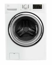 Kenmore 41302 4 5 cu ft  Front Load Washer with Steam and Accela Wash in White