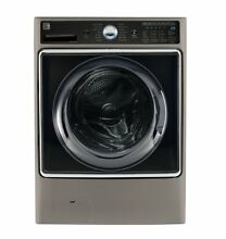 Kenmore Smart 41983 5 2 cu ft  Front Load Washer with Accela Wash Technology in