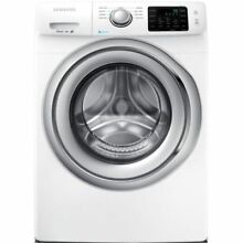 Samsung WF42H5200AW 4 2CF 9 Cycle Washing Machine with Steam   White