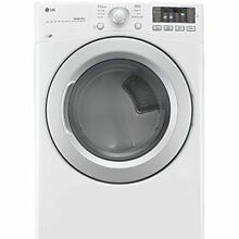 LG DLE3170W 7 4CF Electric Dryer 8 Cycle White