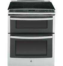 GE Profile PS950SFSS Profile Series 30  Slide in Electric Range  Stainless Steel