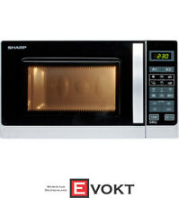 SHARP R 642INW Microwave Oven