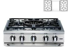 Capital GRT364GN PRECISION Series 36 Inch Natural Gas Rangetop with Griddle