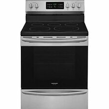 Frigidaire FGEF3036TF 30  5 4CF Convection Electric Range Stainless Steel