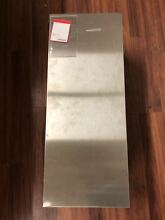 Viking Professional Series DCW30   Duct cover   Stainless Steel DCW30SS