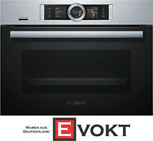 Bosch Series 8 CSG656RS6 Built In Stainless Steel Compact Steam Oven Genuine New