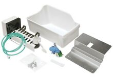 Icemaker Installation Kit IM501 for Frigidaire Kenmore Upright Freezer Ice Maker