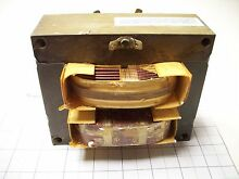 New Thermador Microwave Transformer Part  14 19 719