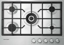 Fisher   Paykel CG305DNGX1 30 Inch Gas Cooktop