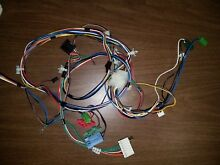 Frigidaire frontload Model FAFW3511KR0 Wire Harness 137104600