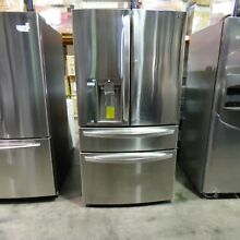LG LMXS30776S 29 7CF 4 Door French Door Refrigerator Stainless steel