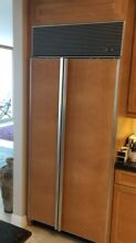 French door Sub zero refrigerator  Model 561  pre owned