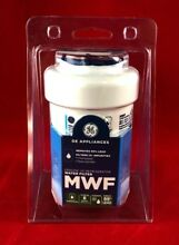 BRAND NEW  SEALED  GE MWF Refrigerator Replacement Water Filter UPC 84691260233