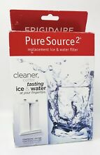 Pure Source 2 Frigiaire Replacement Ice   Water Filter WF2CB