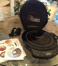 NEW Nuwave PRO 1800 Watt Highest Powered Induction Black Cooktop With Case  399