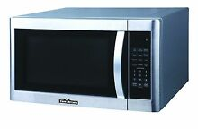 Thor 16  Stainless steel 1 6 cu ft Microwave Oven Digital Touch HMW1602U