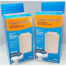 WaterSentinel Water Filter for General Electric GWF  MWF 2 Pack WSG 1